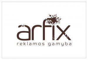 ARFIX reklamos gamyba
