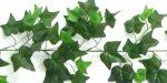 dekoratyvinės girliandos, dekoratyviniai augalai