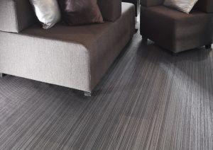Vinilinės grindys, interjero dizainas